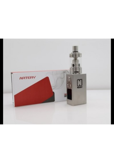 Artery Nugget World's Smallest TC Box Mod kit