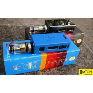Atom Vapes VBOX V-75W DIY Box Mod Kit
