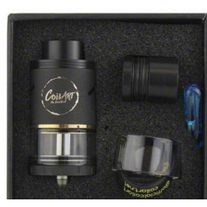 Coil Art Azeroth RDTA tank 4.0ml by Coiltech
