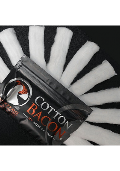 Cotton Bacon Version 2 by Wick N Vape