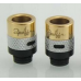 2Puffs fixed/Variable airflow driptip SS/Alu (510)
