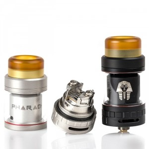 Digiflavor Pharaoh Mini Spring Loaded Clamp Style RTA