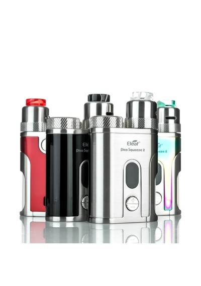 Eleaf Pico Squeeze 2 21700 100W TC Starter Kit