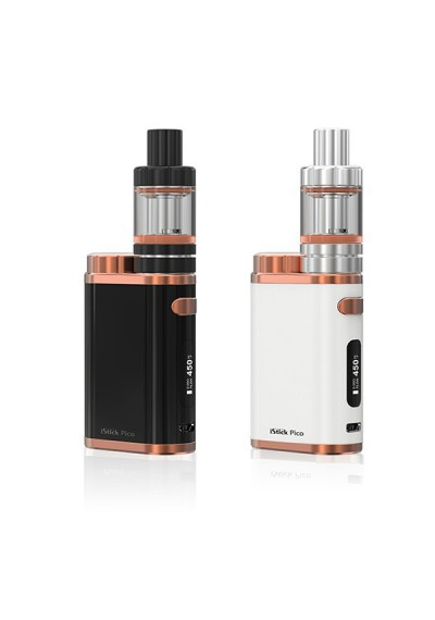 Eleaf iStick Pico mini 75 w Full Kit *NEW COPPER EDITION*with 4 ML Tank
