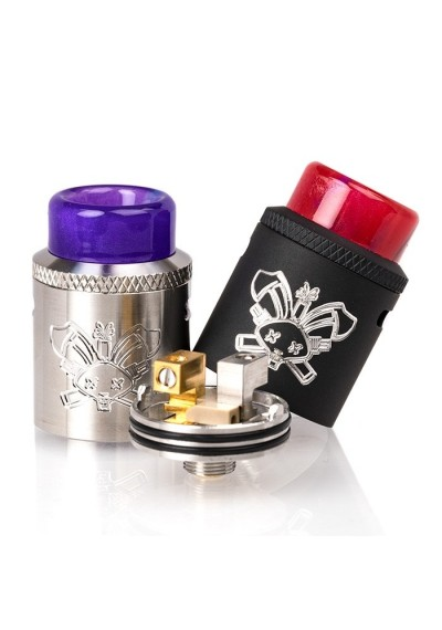 Hellvape X Heathen Dead Rabbit SQ 22mm RDA