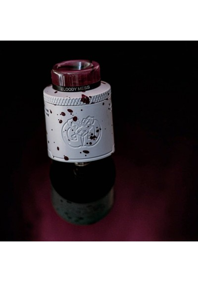 Hellvape Drop Dead  BLOODY MESS LIMITED EDITION RDA