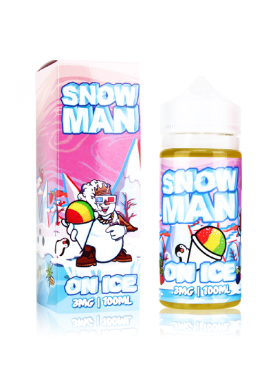 Snow Man on Ice  Juice Man E Liquid 100ML