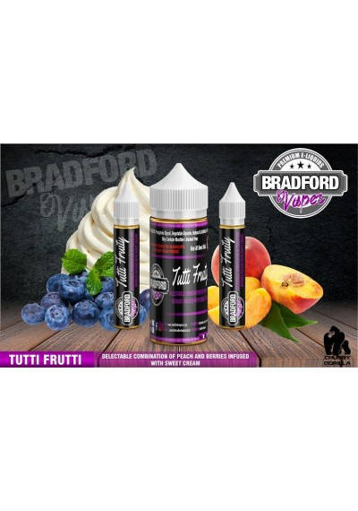 BRADFORD TUTTI FRUTTI - 30ml