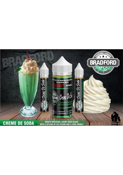 BRADFORD CRÈME DE SODA - 30ml