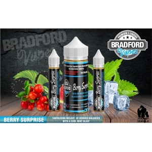 BRADFORD BERRY SURPRISE  - 30ML
