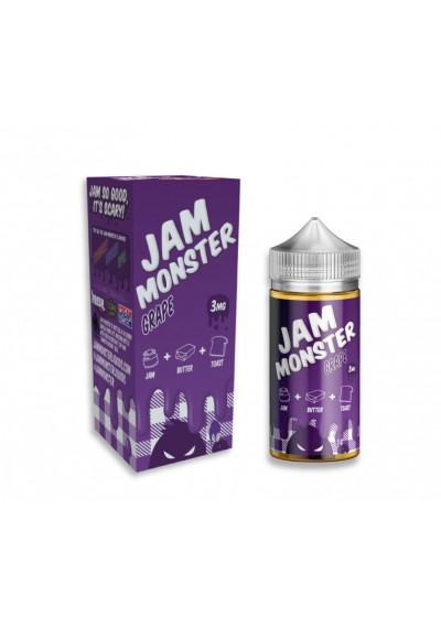 Jam Monster Grape - 100ml