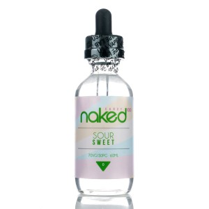 Naked 100 Candy - Sour Sweet - 60ml