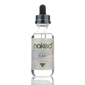 Naked 100 - Green Blast - 60ml