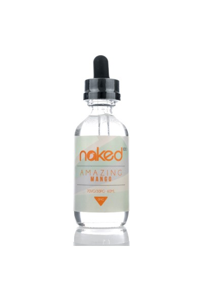 Naked 100 - Amazing Mango - 60ml