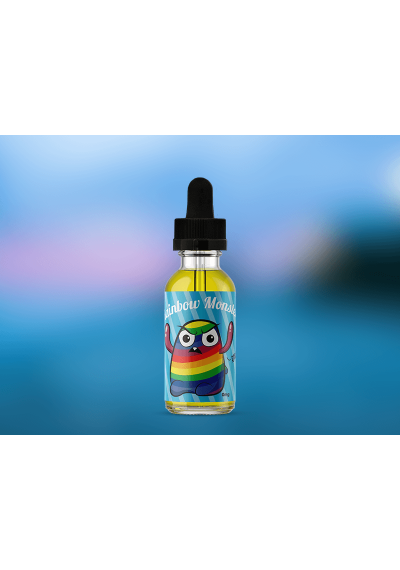 WIENER VAPE CO RAINBOW MONSTER