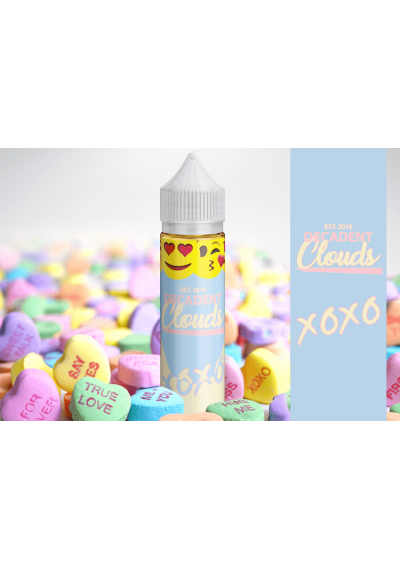 DECADENT CLOUDS XOXO 60ML
