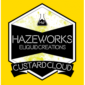 Hazeworks Custard Cloud 30ml