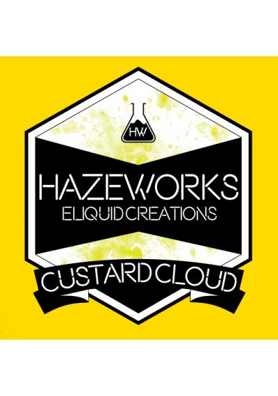 Hazeworks Custard Cloud 30ml