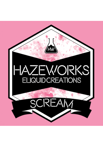 Hazeworks Scream 30ml
