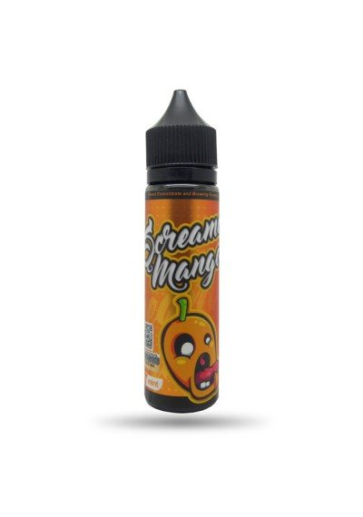 Monsta Vape - Screamo Mango E-Liquid 60ml
