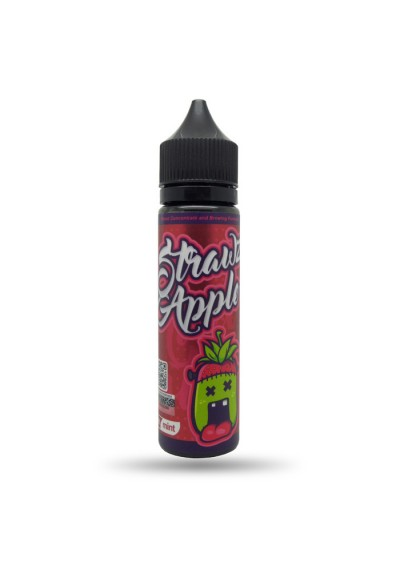 Monsta Vape - Strawz Apple E-Liquid 60ml