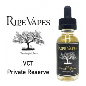 VCT Private Reserve By Ripe vapes 60ML