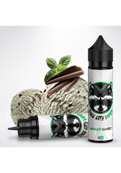 Racc City Vapes Masked Bandit 60ml