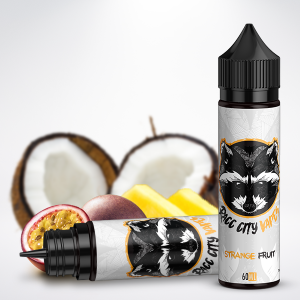Racc City Vapes Strange Fruit 60ml