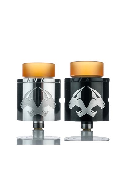 OBS Cheetah II RDA - Clamp Two Post