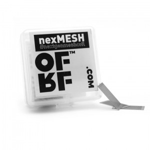 OFRF nexMESH Mesh Coil for Profile RDA - 10-Pack - 0.13ohm