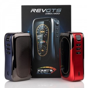 Rev Tech GTS 230W TC Box Mod