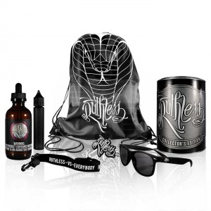 Ruthless Vapor - Collector's Edition E-juice Pack