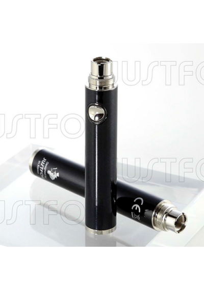 Justfog Superior Battery 650 mah - Metallic Black