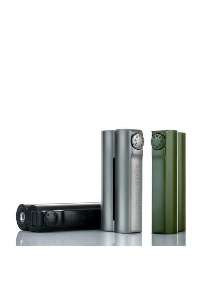 Squid Industries Double Barrel 2.1 150W Box Mod