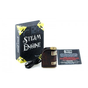 The Vapeman STEAM ENGINE DNA75 Box Mod