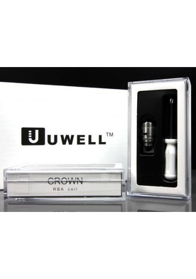Uwell Crown RBA coil
