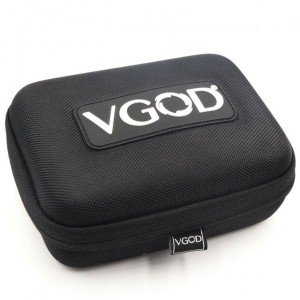 VGOD Custom Nylon Canvas Zipper Case Bag