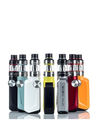 VooPoo MOJO with UFORCE Sub-Ohm Tank Starter Kit