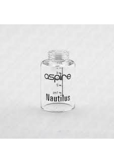 Aspire Nautilus Mini replacement Glass/Metal ss 2ML