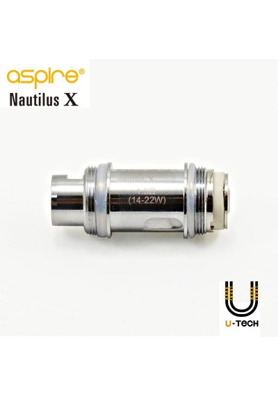 Aspire Nautilus X Replacement Coil / Atomizer Head 1.5 ohms