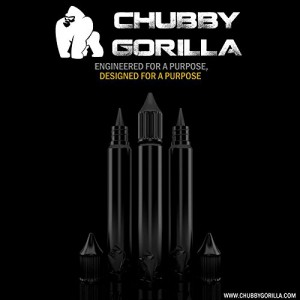 Chubby Gorilla Unicorn Bottles -30 ml-Authentic re-inforced