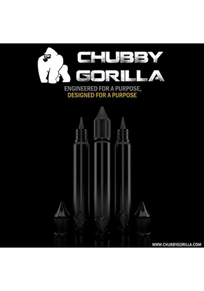 Chubby Gorilla Unicorn Bottles -17ml-Authentic re-inforced