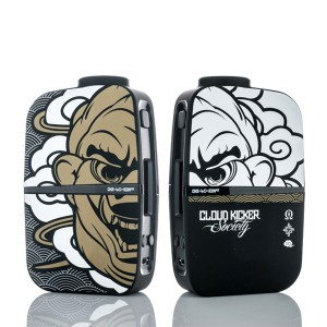 CKS ICON 200 TC BOX MOD by Votech