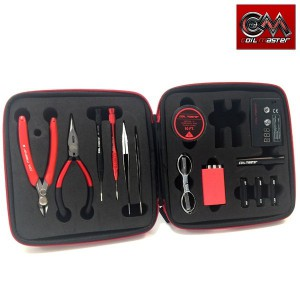 Coil Master DIY Kit V2 Authentic with added extras
