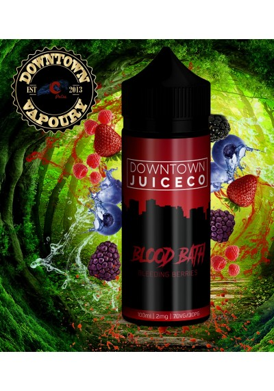 Downtown Juice co. Blood Bath