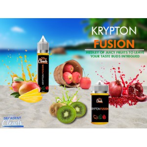 DECADENT CLOUDS KRYPTON FUSION  30ML