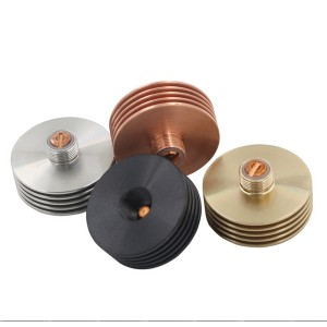 heat sink for atomizers