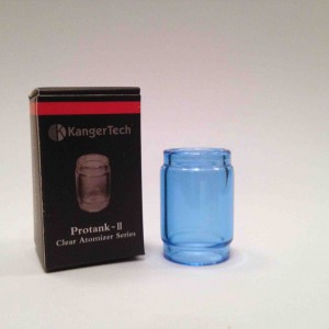 Kangertech Replacement glass for Protank 2 Mini (Blue only)