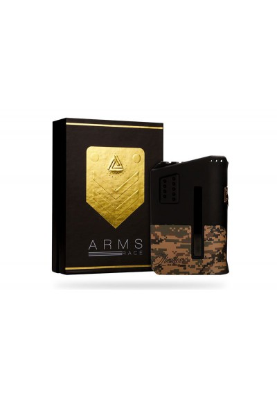 Limitless Mod Co Arms Race Box Mod