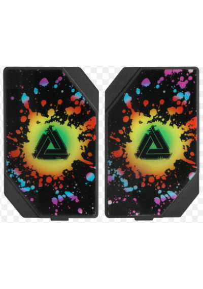 Limitless LMC New SPLATTER design splash plates.